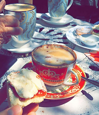 Coffee and Scones