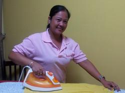Trg Ironing