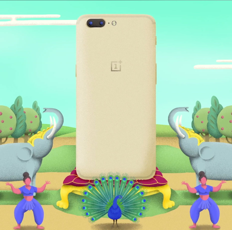 OnePlus Soft Gold