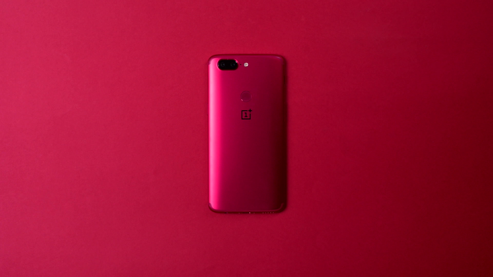 OnePlus Lava Red - Dynamite
