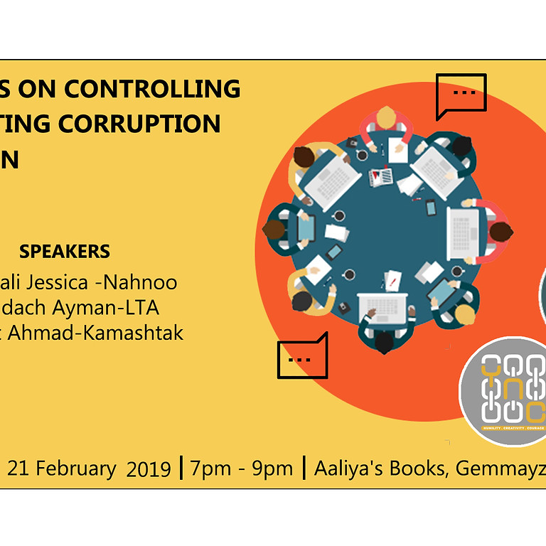 Session on Anti-corruption initiatives in Lebanon