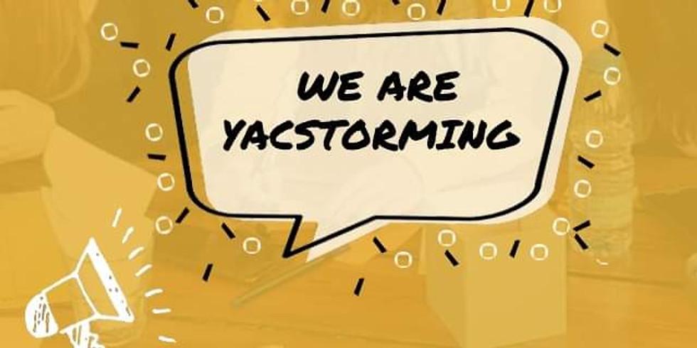 Yacstorming Time