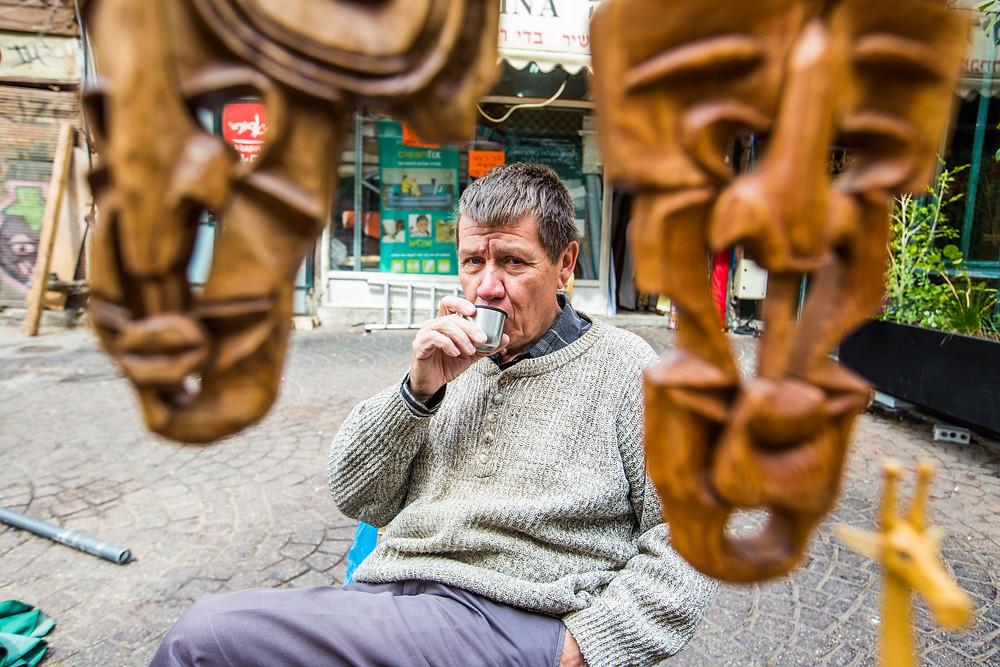סדנת צילומי רחוב נופר לפיד