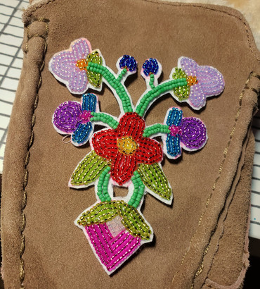 Moccasin Tops