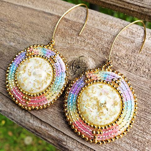Beaded Earrings #6