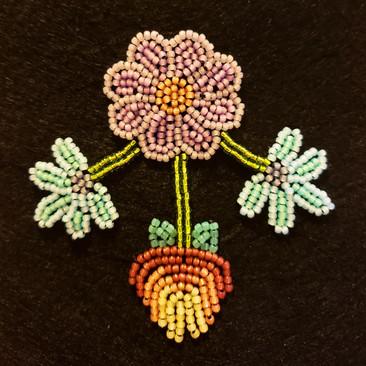 Ojibwe Floral