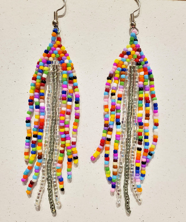 Beaded Earrings #15