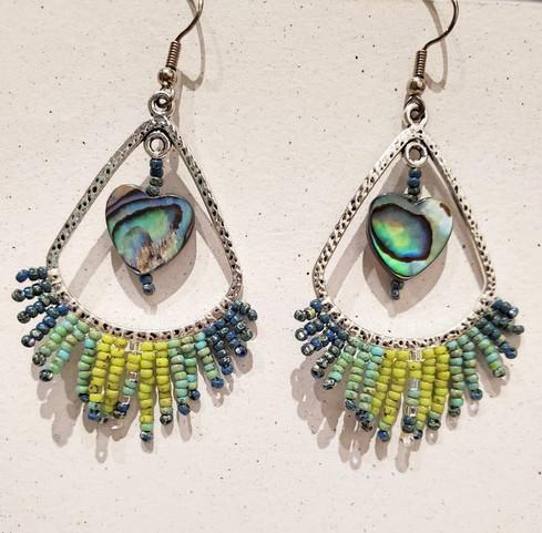 Beaded Earrings #16