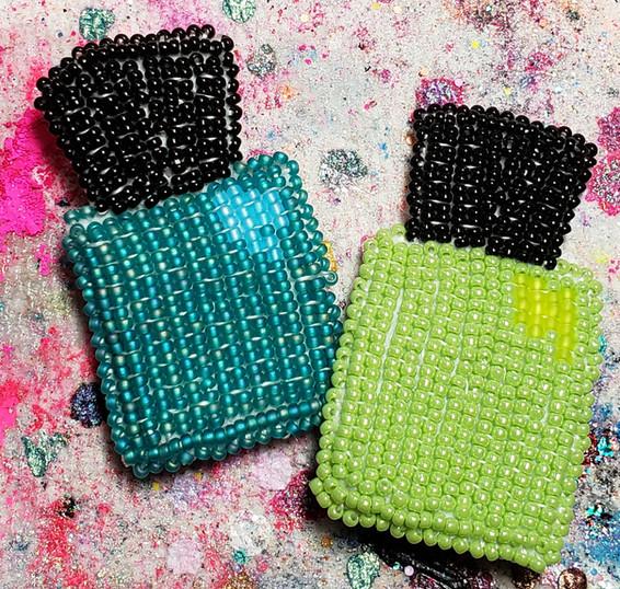 Nail Polish Pins