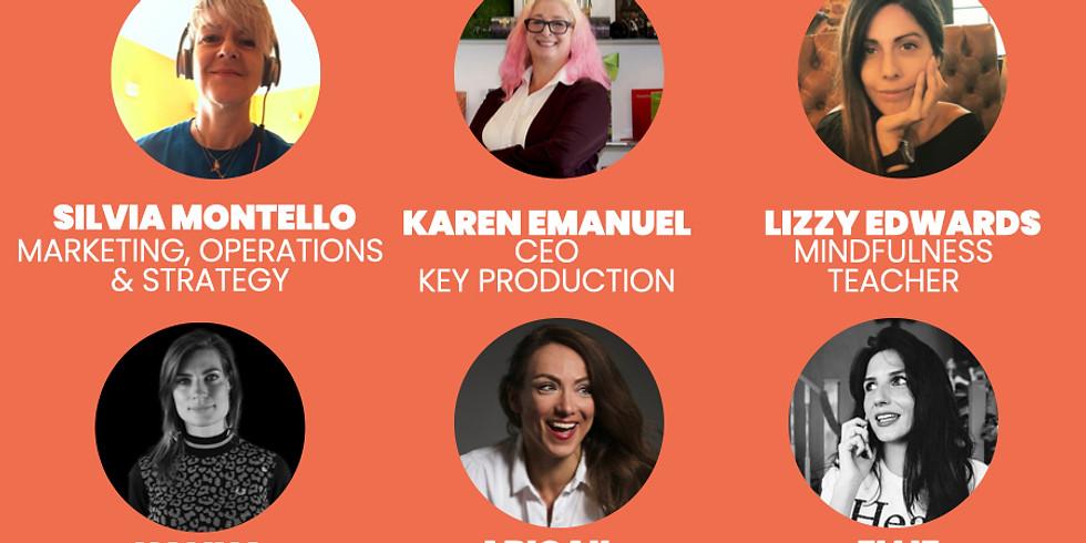 The Firestarters @ International Women's Day 2021