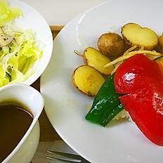 手作り野菜カレー
