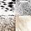 Thumbnail: The Luna - Cream & Hair on cowhide
