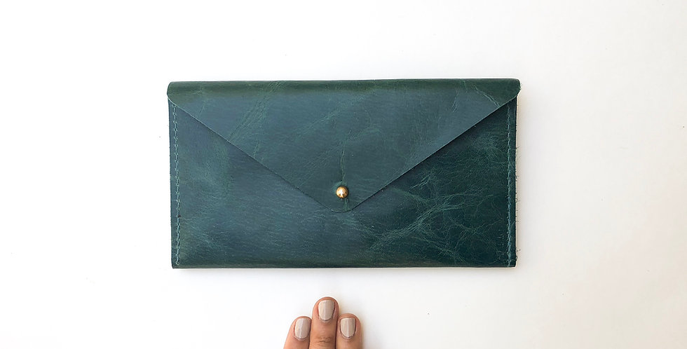 Wholesale | The Penelope - Emerald Green