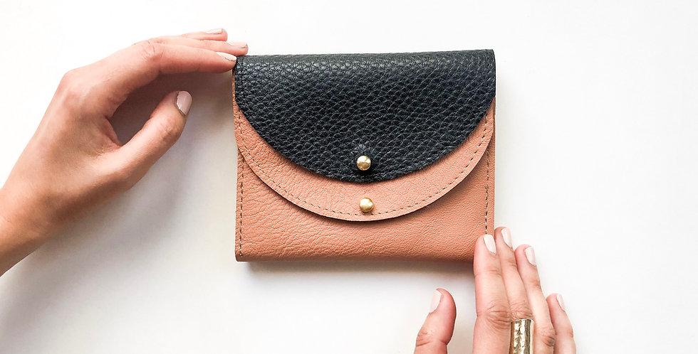Wholesale | The Petite Luna - Clay & Black Pebble