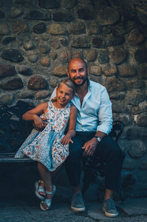 Pappa och dotter / Dad and daughter
