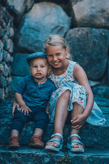 Bror och syster / Brother and sister