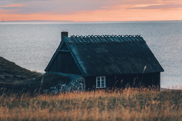 Soluppgång havet / Ocean sunrise