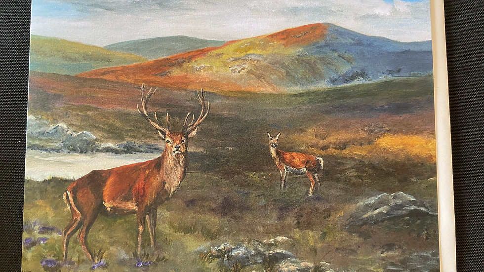 Life in the Highlands- Card