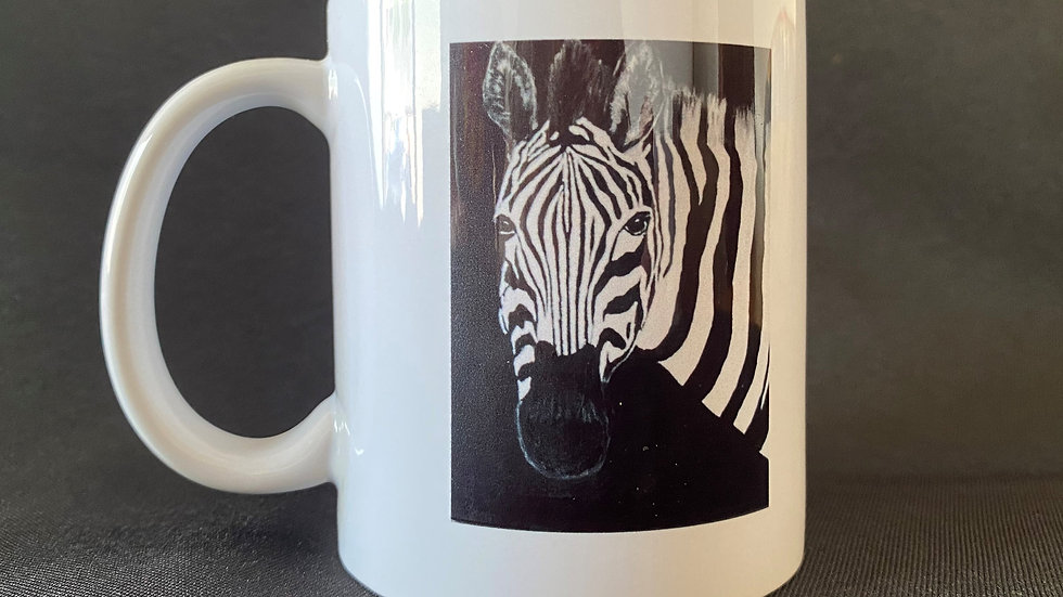 Zebra Mugs