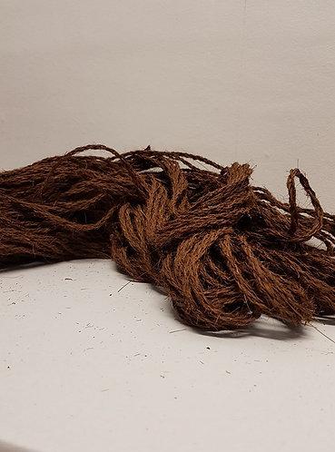 Palm fibre twine 5-6mm dia 100mtr per reel