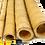 Thumbnail: 8ft (2.44m) 20-25mm diameter natural moso bamboo poles.30poles per pack.
