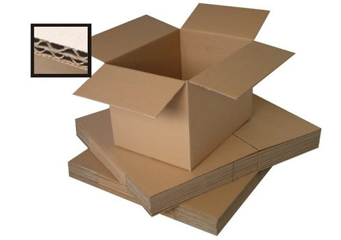 "10"" x 10"" x 10"" Double walled cartons (25qty)"