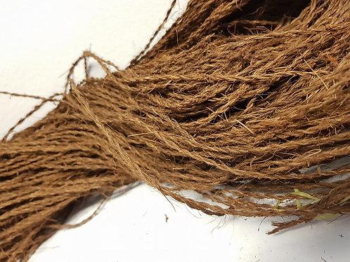 Palm fibre twine 2-3mm dia 100mtr per reel