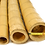Thumbnail: 10ft (3.05m) 140-160mm diameter natural moso bamboo poles. 2 poles per pack