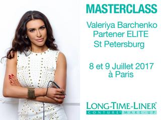 Valeriya Barchenko ST Petersburg à Paris du 08 et 09 juillet 2017