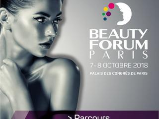 LONG-TIME-LINER PARIS présent au Beauty Forum les 7 et 8 Octobre prochains !