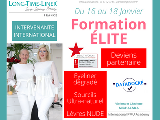 Anna MOROZOVA, Elite Partner LTL de St Petersbourg, à Paris 7 du 16 au 18 Février !