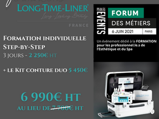 Formation Individuelle : STEP BY STEP