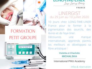 10 jours seulement pour être opérationnel en Maquillage permanent  dès le 29 Juin 2020!