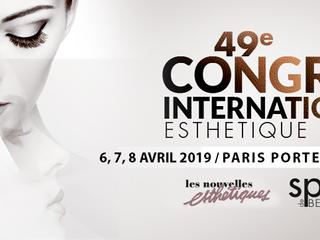 49e Congrès International Esthétique & Spa