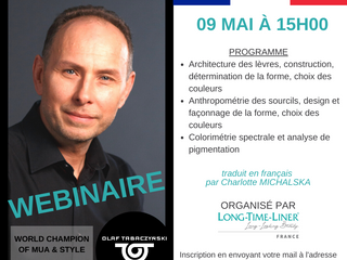 Votre webinaire avec Olaf Tabaczynski et Long-Time-Liner France