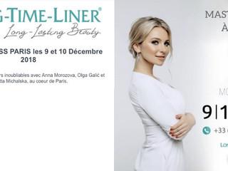 MASTERCLASS PARIS 9 - 10 Décembre 2018