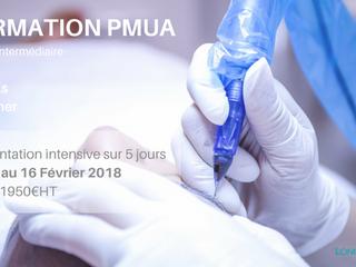 Formation PMUA : prochaine session du 12 au 16 Février !