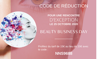 BEAUTY BUSINESS DAY Toulouse : votre place  à 15€ !!!