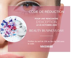 BEAUTY BUSINESS DAY Toulouse : votre place  à 15€ !!!
