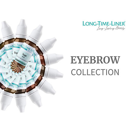 Eyebrow collection - pochette 6 minis