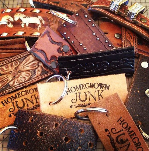 HGJ Leather Key Chains (6)