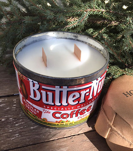 Butter-Nut Coffee Tin Reg Grind HG