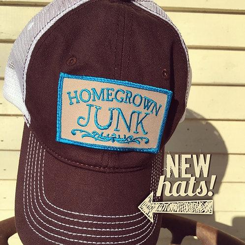 HGJ Baseball Cap