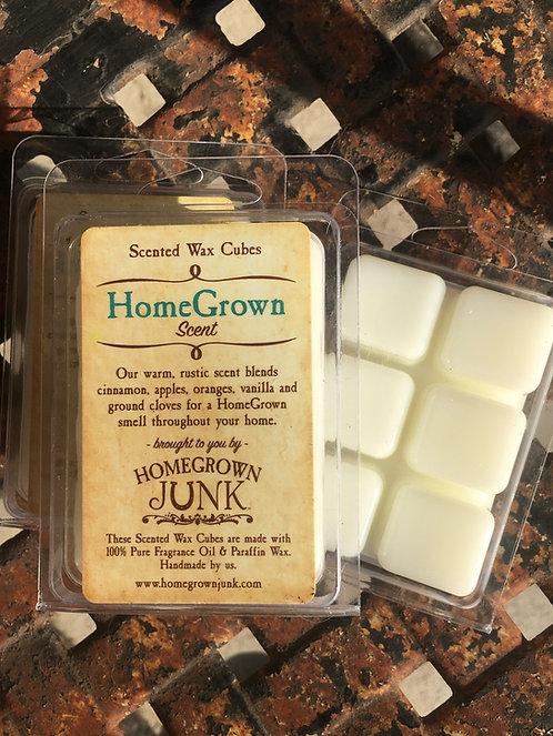 HomeGrown Scent Wax Cubes