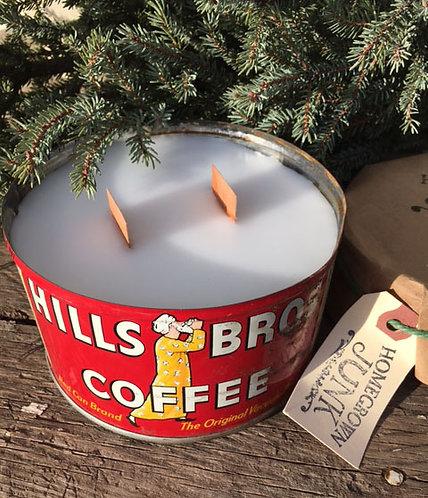 Hills Bros Coffee Tin HG