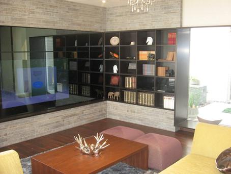 豊洲展示場のオーダー家具製作