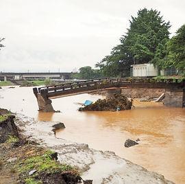 西日本豪雨の被災地へ緊急支援