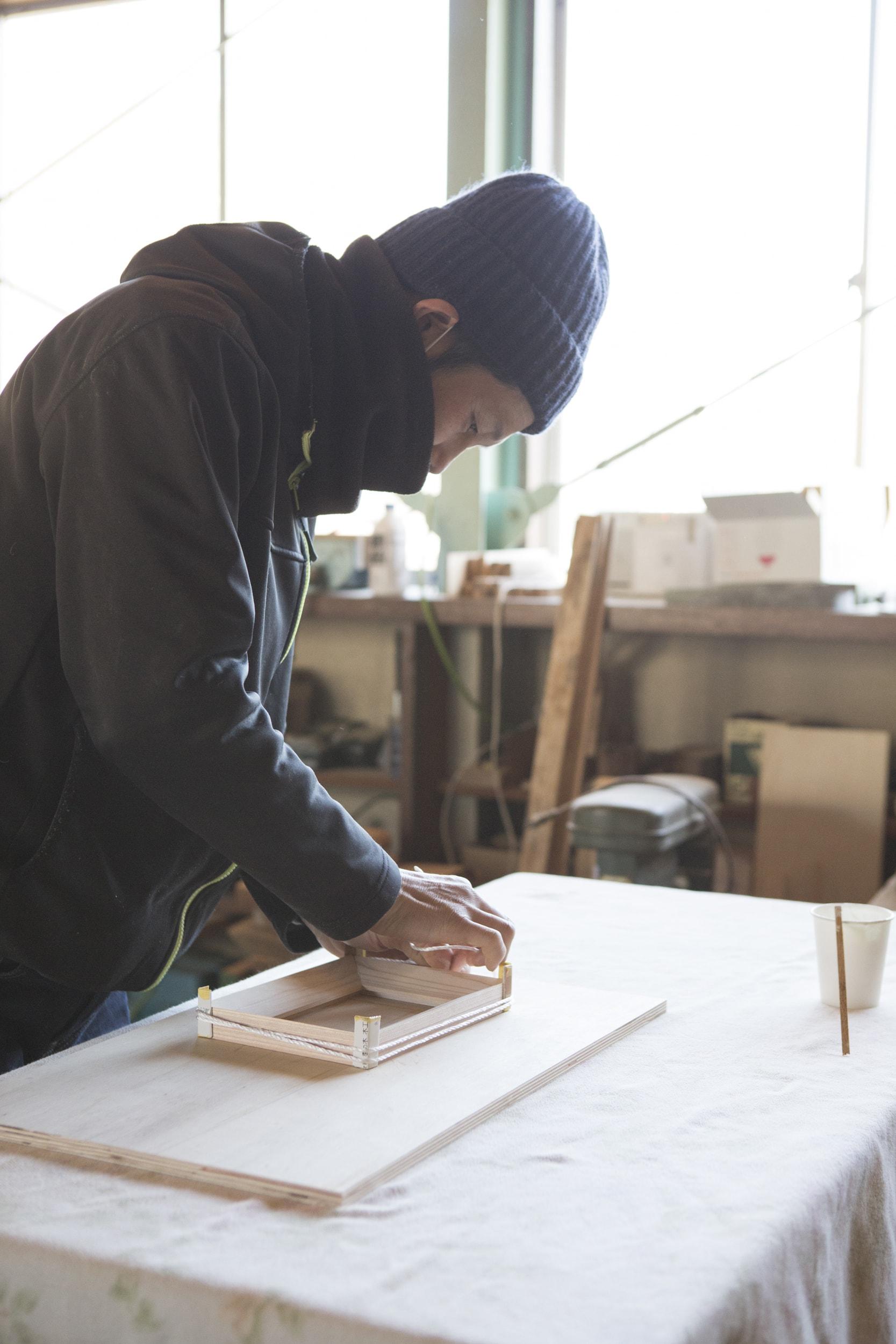 木製フォトフレーム5