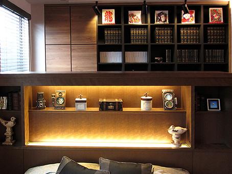 吾妻橋展示場のオーダー家具製作