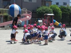 幼児体育1